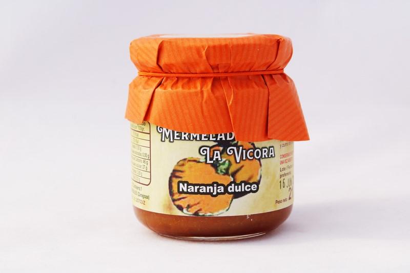 Mermelada Extra de Naranja Dulce